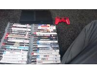500gb slimline ps3 with 36 game bundle