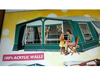 Full size Dorema Caravan Awning size 925