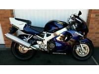 Honda CBR900RRX Fireblade - Classic and collectable this stunning example with only 10199 miles