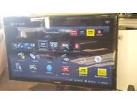 Samsung 40 inch. Smart led tv!! 240 or near offer!!