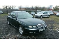 ROVER 75,, V6,, LOW MILEAGE,, EXCELLENT CONDITION DRIVES SUPERB
