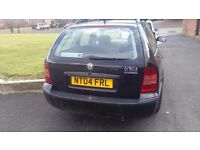 04 skoda octavia tdi estate