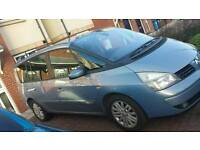 Renault grand espace 2.2dci 7 seater