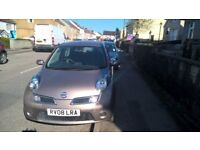 nissan micra with 15000 miles