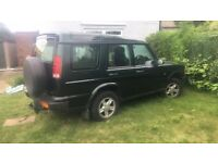 Land Rover Discovery 2 td5 low miles 2001 low price