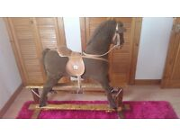 Mamas and papas brandy rocking horse