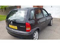 Vauxhall corsa 12months mot cheap on fuel and tax service history