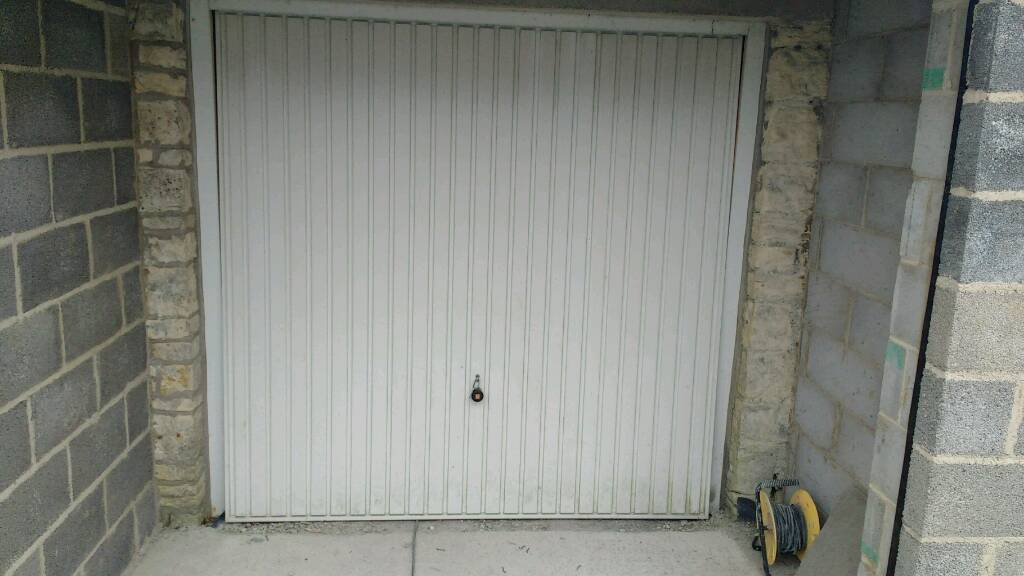 Hormann 2001 vertical door and frame