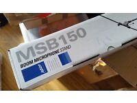 For Sale Ashton MSB 150 Boom Microphone Stands - Never Used, NEW in Boxes