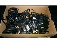 Various chargers for cameras etc. Nikon, Panasonic, Sony