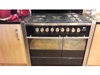 CDA Range cooker