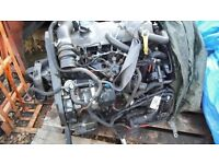 2006 transit connect 1,8 tddi complete engine box