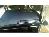 PS3 Slim console /160Gb +12 games and move
