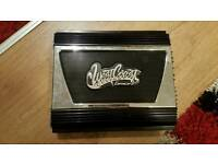 West coast car amp amplifier 800w