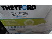 Thetford qube toilet
