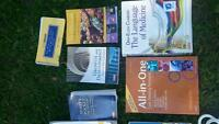 Oulton College Health Care Support books & lab coats