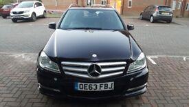 Mercedes C220CDI Estate Executive