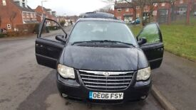 Chrysler Grand Voyager 2006 auto 3.3 petrol srow n go 9 months mot