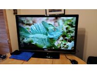 """42"""" Toshiba Full HD (1080p) - 3 HDMI - original remote - Excellent condition"""