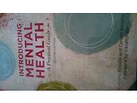 Social work/Mental health resource books