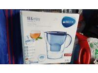 Very cheap. Brita Water Filter Jug. Brand New boxed.
