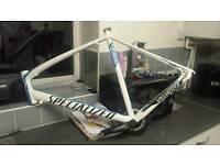 Specialized Allez Sport Frame & Bottom Bracket with crank legs