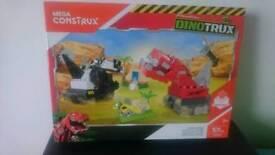 Dinotrux construx blocks
