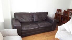 Three seat sofa in perfect condition