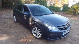 VAUXHALL SIGNUM DESIGN 1.9 CDTI 150bhp 2007 MINT CONDITION