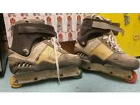 Rollerblade downtown size 9uk