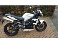 Triumph Street Triple R - 2011 Low mileage Stunning example
