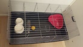 Large cage rabbit guinea pigs NEW