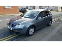 2007 VW GOLF 1.9 TDI S WITH NEW MOT. CAT C. £1795!