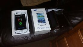 SAMSUNG S3 MINI BOXED AS NEW,FACTORY UNLOCKED,WITH EXTRAS