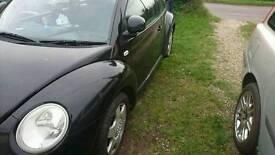 Volkswagen beetle 2litre