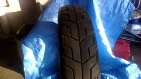 120/90/16 rear tyre