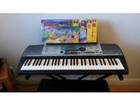 Yamaha prs-235 gm keyboard