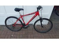 Schwinn Traverse Mountain Bike