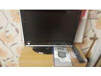 """Logik 19"""" LCD TV"""