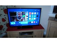 "40"" digihome smart tv for sale only 6/8 months old"