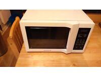 Daewoo Microwave - Specification KOR-6L6BD 20L 800W