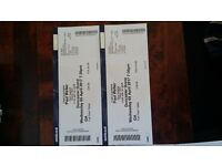 2 Tickets For Paul Weller at doncaster dome. 5th April £43.68 each