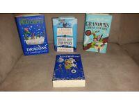 4 Books (Children's)