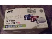 JVC camcorder - Everio G Series
