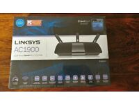 Linksys EA6900 Dual-Band AC1900 Smart Gigabit Wi-Fi Router Brand NEW
