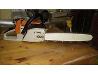 Stihl 024 Chainsaw 16""