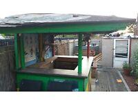 jamaican bar/shack/shed