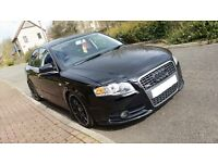 Audi A4 2.0Tdi Sline in very good condition. FSH! Long MOT!