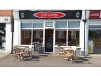 NEW Business Cafe - Shop - Takeway in Bournemouth ( A3 Use ) for Sale