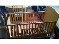 Baby's Cot /child s bed